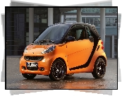 Pomarańczowy, Smart Fortwo NightOrange Limited Edition, 2011