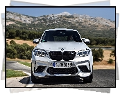 BMW M2 Competition, Droga