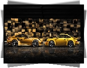 Dwa, Samochody, Porsche 911 Turbo S Exclusive Series, Porsche 911 Carrera RS