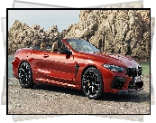 BMW M8 Competition, Kabriolet
