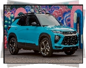 Chevrolet Trailblazer RS, Bok