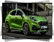 Zielony, Ford Puma ST